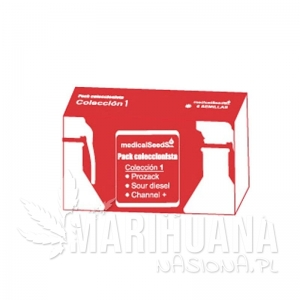 Coleccion 1 - MEDICAL SEEDS