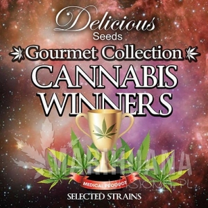 Gourmet Collection Cannabis Winners 2 - DELICOUS SEEDS